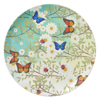Tiny creatures plate