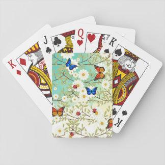 Tiny creatures poker deck