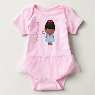 Tiny Dancer Baby's One Piece Tutu Bodysuit
