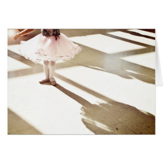 Tiny Dancer II Card