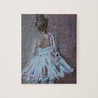 Tiny Dancer Jigsaw Puzzle
