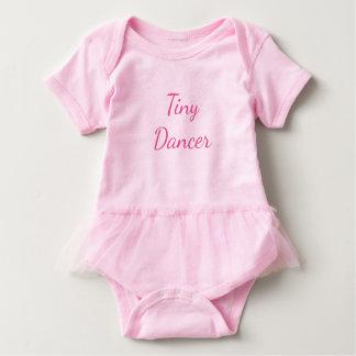 Tiny Dancer Vest Baby Bodysuit