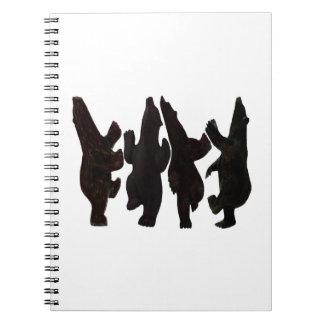 Tiny Dancers Notebook