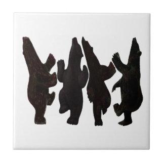 Tiny Dancers Tile