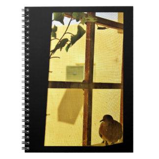 Tiny Dove Notebook