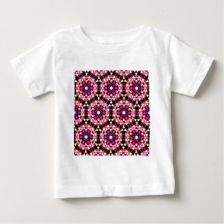 Tiny Floral Pattern Baby T-Shirt