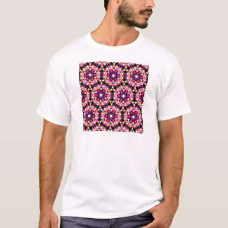 Tiny Floral Pattern T-Shirt