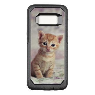 Tiny Ginger Kitten OtterBox Commuter Samsung Galaxy S8 Case
