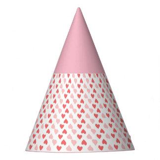 Tiny Hearts Party Hat