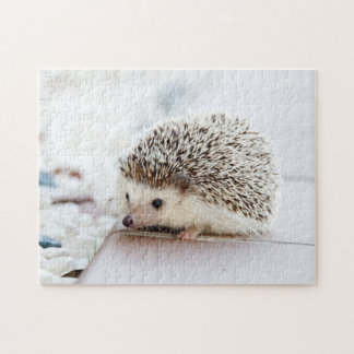 Tiny Hedgehog Jigsaw Puzzle