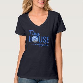 Tiny House Mortgage Free T-Shirt
