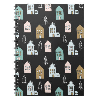 Tiny Houses Print Notebooks
