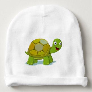Tiny Kawaii Tortoise Baby Beanie