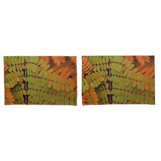Tiny Leaves Pattern Pillowcase