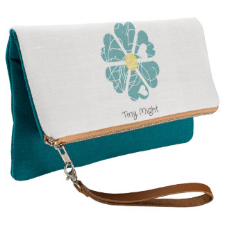 Tiny Might Flower Crossbody Bag