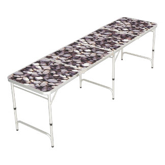 Tiny Pebbles Beer Pong Table