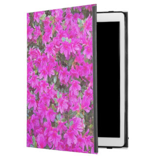 "Tiny Pink Rhododendrons Floral iPad Pro 12.9"" Case"