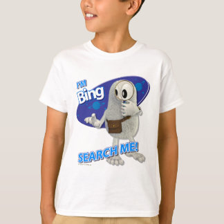 Tiny Planets Bing - Search me! T-Shirt
