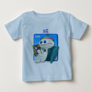 Tiny Planets Bong - Chill. Baby T-Shirt