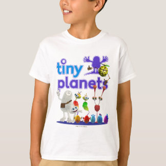 Tiny Planets Family T-Shirt