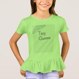 Tiny Queens Ruffle T T-Shirt