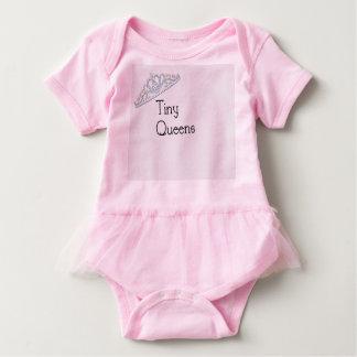 Tiny Queens tutu Baby Bodysuit