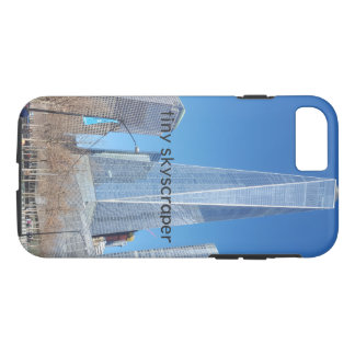 tiny skyscraper iPhone 8/7 case