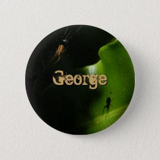 Tiny Spider Name Button