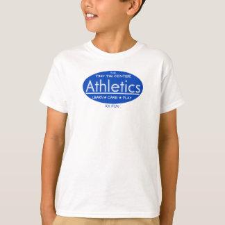 Tiny Tim Center Athletics T-Shirt