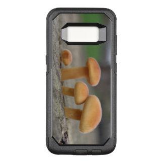 Tiny Toadstools Macro Phone Case
