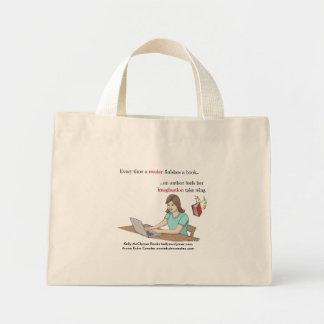 Tiny Tote Reader Bag
