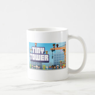 Tiny Tower Logo Coffee Mug