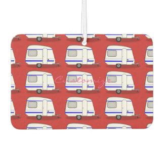 Tiny trailer gypsy caravan Thunder_Cove any color Car Air Freshener