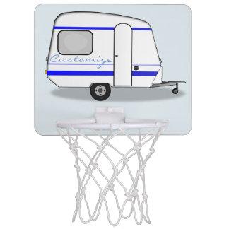 Tiny trailer gypsy caravan Thunder_Cove Mini Basketball Hoop