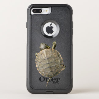 Tiny Turtle (Tortoise) OtterBox Commuter iPhone 8 Plus/7 Plus Case