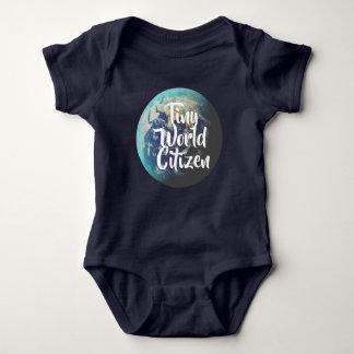 Tiny World Citizen Baby Bodysuit