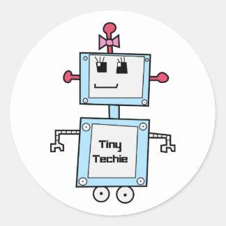TinyTechie Stickers