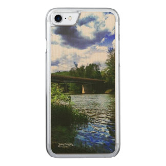 Tionesta Bridge Carved iPhone 8/7 Case