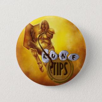 Tip.It Gilded Warrior 2 Inch Round Button
