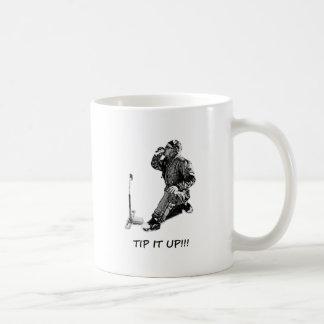 Tip It Up! Coffee Mug