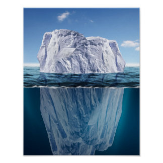 Tip of the Iceberg Poster