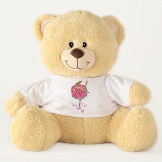 Tippy Tippy Toes Ballerina Teddy Bear