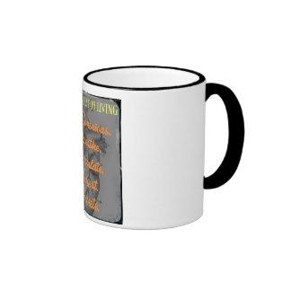 Tips for Living Mug