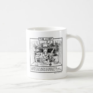 TIPS - THE CHEF COFFEE MUG