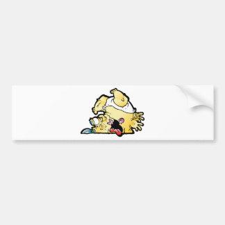 tipsy bumper sticker