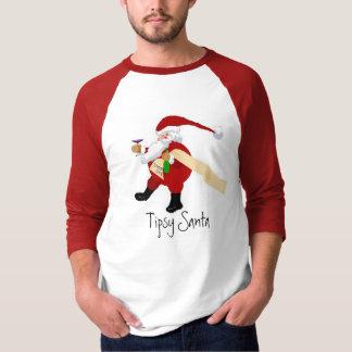Tipsy Santa T-Shirt