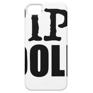 Tipsy Toolman iPhone 5 Cover