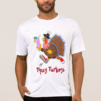 Tipsy Turkey (Cocktail) - Sport Tek SS T-Shirt