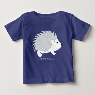 Tiquismiquis Hedgehog Baby T-Shirt