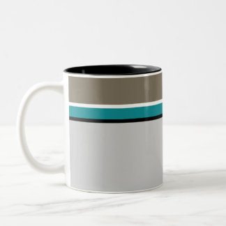 Tire-some Two-Tone Coffee Mug